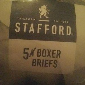 Brand new Stafford Boxer Briefs XL